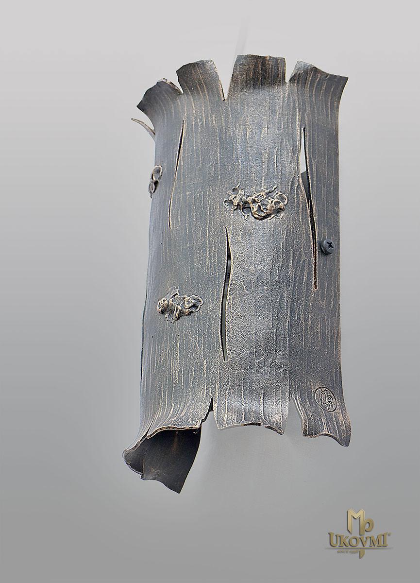 Nástenné svietidlo KÔRA I. - exteriérová lampa