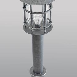 Stojanové svietidlo – kovaná lampa KLASIK - záhradné svietidlo