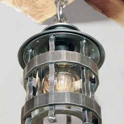 Luxusné svietidlo - exteriérové ručne kované svietidlo v historickom štýle na osvetlenie vstupov, altánkov, terás, garáží...