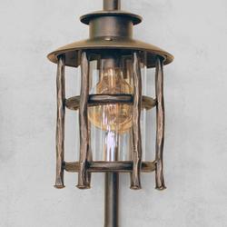 Luxusná nástenná lampa BABIČKA s vidieckym dizajnom na exteriérové osvetlenie - štýlové svietidlá