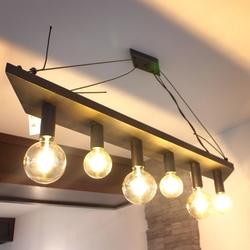 Štýlové svietidlo - osvetlenie moderného interiéru - haly, kuchyne, obývačky...