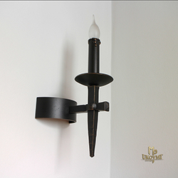 Luxusné nástenné svietidlo ANTIK na osvetlenie historických interiérových priestorov