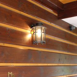 Exteriérová nástenná lampa KLASIK/T prispôsobená potrebám klienta - luxusné svietidlo