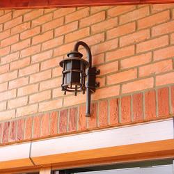 Dizajnové svietidlá navrhnuté a ručne vykované v ateliéri kováčskeho umenia UKOVMI - záhradné svietidlá