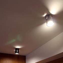 Štýlové osvetlenie kuchyne v rodinnom dome stropnými svietidlami IDEÁL - umelecké svietidlá